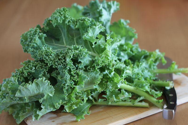 Salade de Kale et Feta