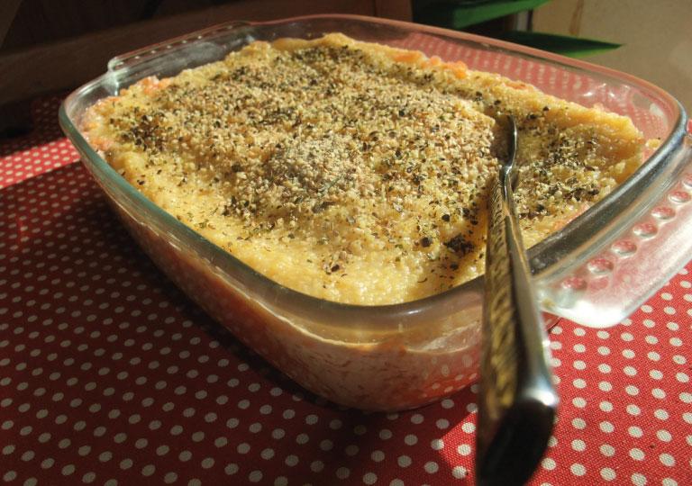 Polenta cuite au four encore svp - Polenta cuisson au four ...
